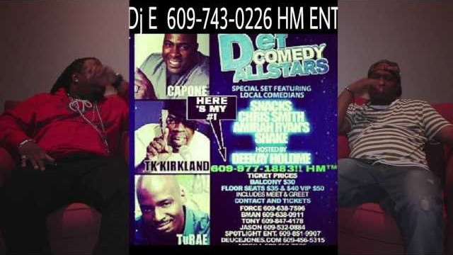 Def Comedy AllStars Hosted by DeeKay Holdme