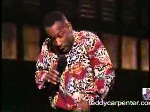 Hilarious! Teddy Carpenter 3 Def Comedy Jam Routines