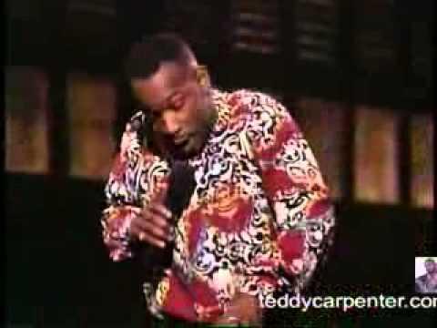 Hilarious! Teddy Carpenter 3 Def Comedy Jam Routines