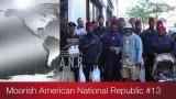 "Moorish American National Republic speaks on Untold ""Black"" History"