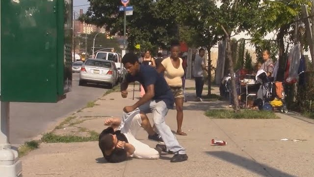Bust A Nut In The Hood Prank!!