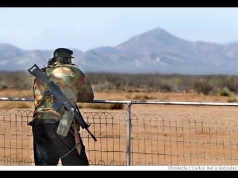 Militia Will Guard Border, Aim Guns at Immigrants, Start Revolution if Cops Show Up