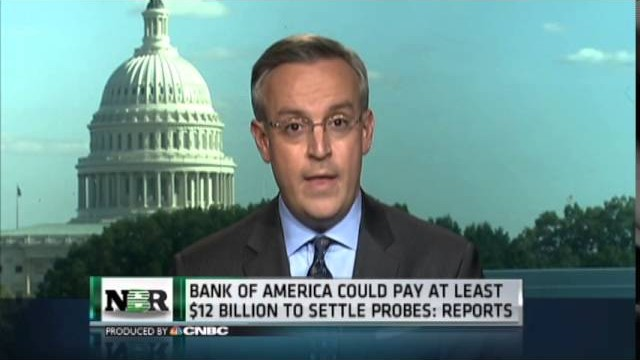 Nightly Business Report: Bank of America $12 billion settlement?