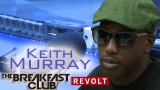 Keith Murray Interview on The Breakfast Club Power 105.1 (8/7/2014)
