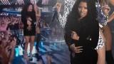 Nicki Minaj Wardrobe Malfunction at 2014 MTV VMAs – VIDEO!