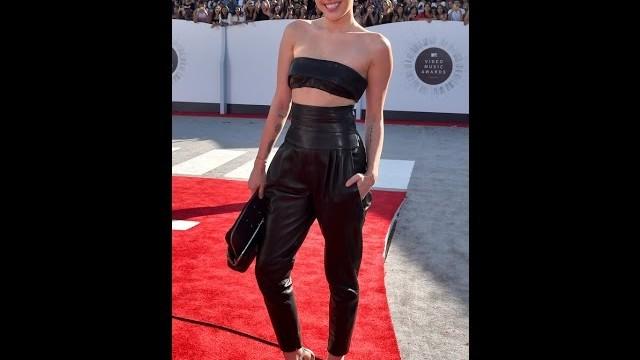 2014 MTV VMA Red Carpet – Miley, J Lo, Taylor Swift, Adam Levine & More