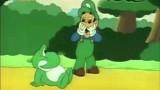 super Mario Luigi yoshi parody