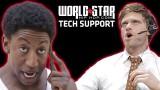 WORLDSTAR HIP HOP TECH SUPPORT – ADD! Sketch