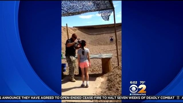 Officials: 9-Year-Old Girl Accidentally Kills Ariz. Gun Instructor With Uzi