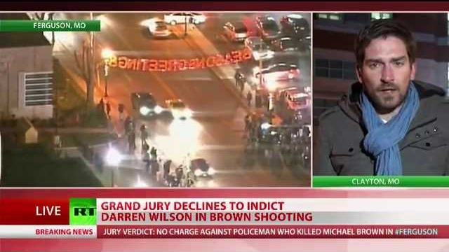 No indictment for Ferguson cop who killed Michael Brown