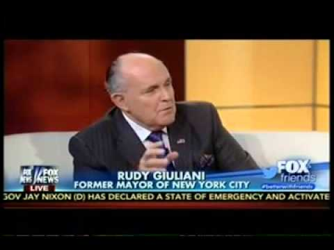 Rudy Giuliani doubles down on Fox: 'The danger to a black child… is another black'