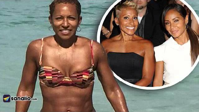 Jada Pinkett Smith reveals her 61-year-old mom's amazing bikini body