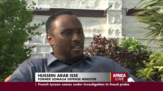 Islamist leader surrenders to Somali government