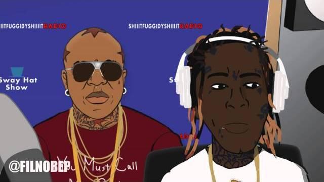 Young Thug Disses Lil Wayne + Rich Homie Quan Ain't Gay [@FILNOBEP]