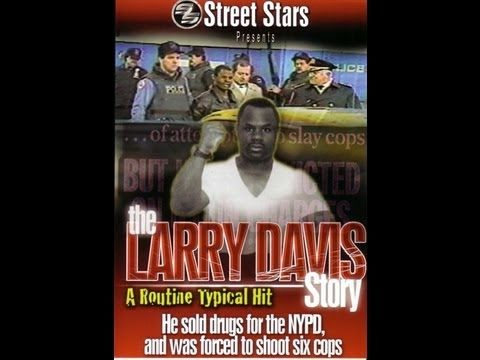 Larry Davis Sold Drugs 4 Crooked Cops Kept The $$ Shot 6 Police Went On The Run